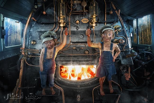 John Wilhelm أب مصور يستلهم صوره الرائعة من بناته 4